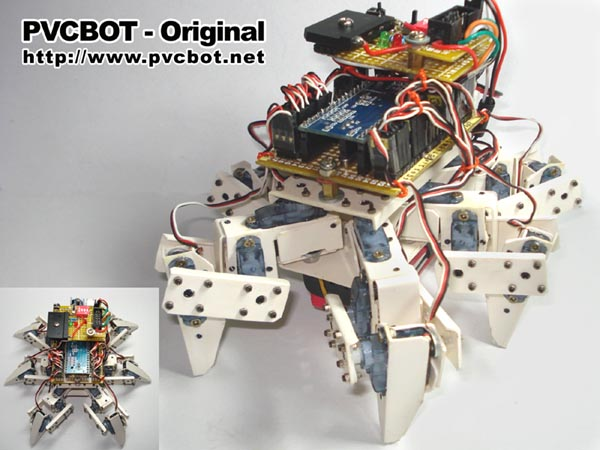 pvcbot_hexapod